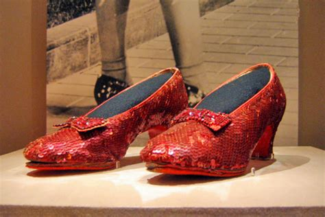 which smithsonian has ruby slippers top 10 wizard of oz destinations cheapflights