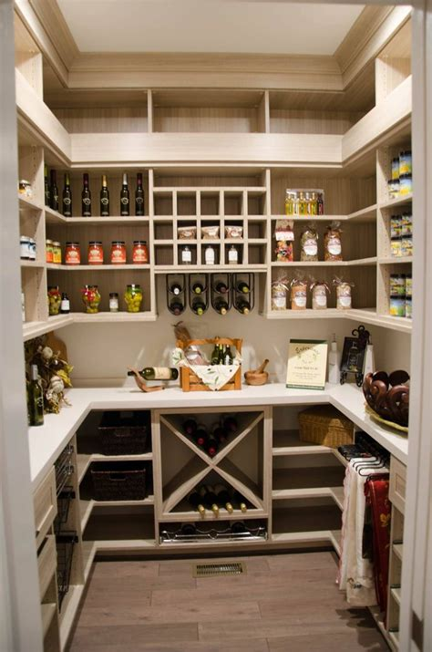 Custom Kitchen Pantry Designs 25 Best Custom Pantry Ideas On