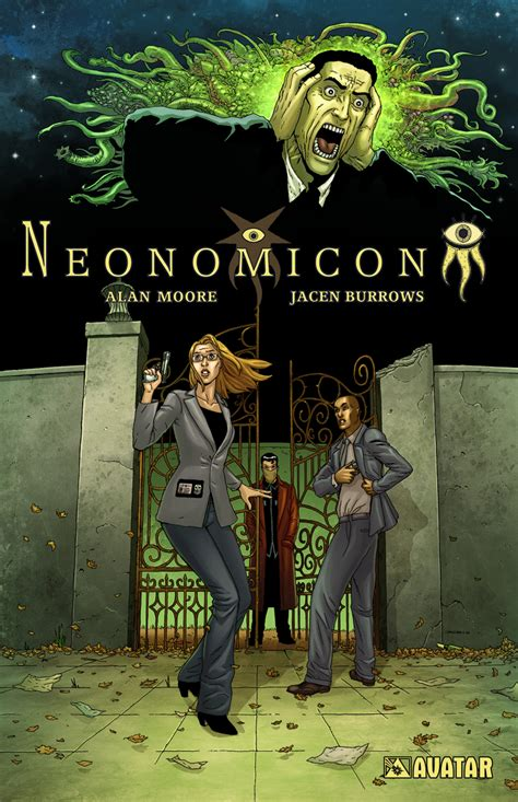 libro alan moores neonomicon avatar previewsworld alan moore neonomicon tp new ptg jul110881 mr
