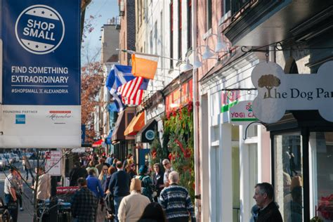 things to do on king street at the holidays in alexandria va