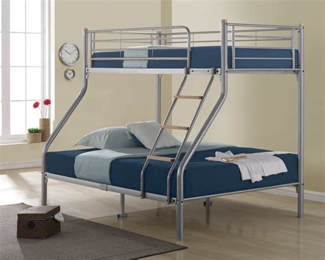 Bunk Beds For Three Sleepers by Captains Beds Childrens Bed Shop