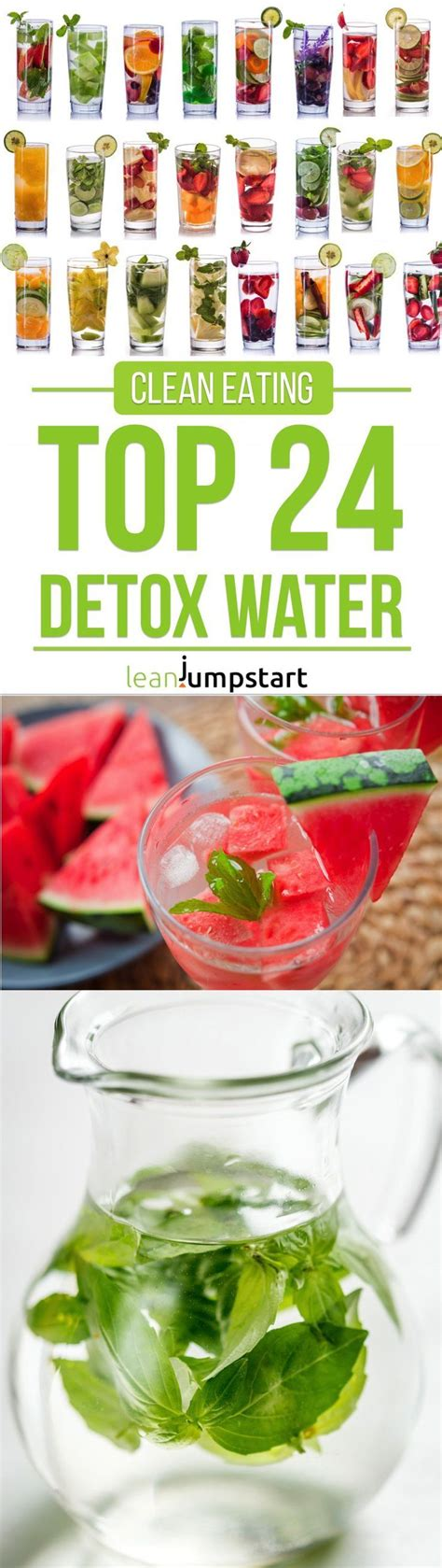 Detox Water Facts by 135 Best Clustered Water Health Benefits And Information