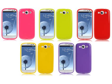 pure colors tpu case hoes voor samsung galaxy