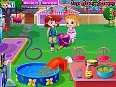 baby hazel backyard party baby hazel backyard party gratis en juegosjuegos com