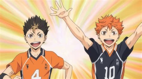 Anime Haikyuu | haikyuu season 2 25 end and series review lost in