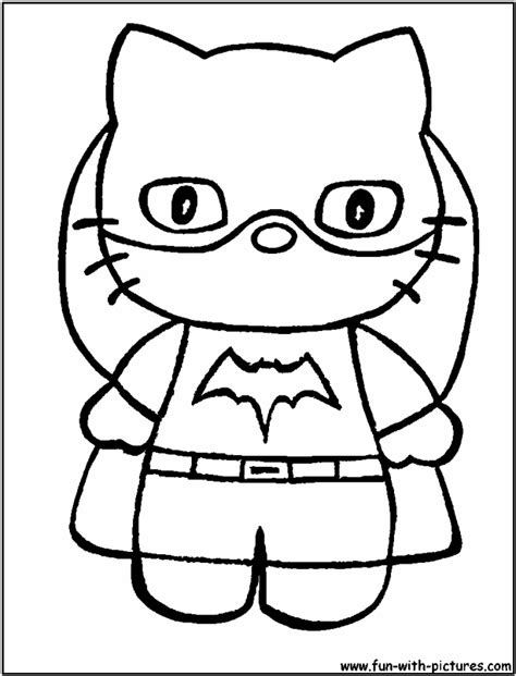 Batgirl Coloring Page Coloring Home Batgirl Coloring Pages For Printable Printable