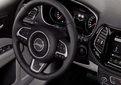 jeep interni nuova jeep compass motori e dettagli della nuova suv