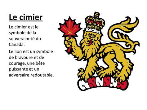 est le symbole de la dsinvolture et a eu son heure de gloire fin des l armoirie canadien ppt video online t 233 l 233 charger