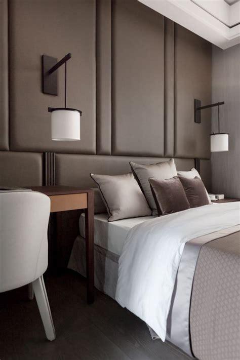 design brief hotel room 现代风格卧室床头软包背景墙图片 土巴兔装修效果图