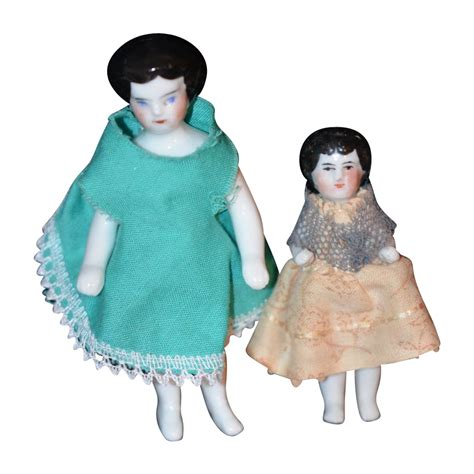 frozen antique doll antique doll pair set frozen dolls china