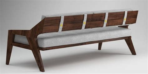 Wooden Sofa Bench Solid Wood Storage Sofa Bench With Outdoor Wood Sofa