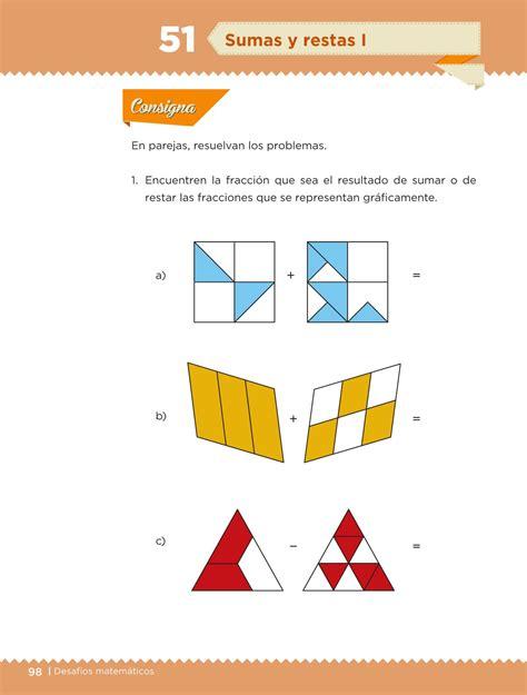 libros de sep 6 grado 2015 2016 desafios matematicos libro desafios matematicos 6 grado 2015 2016 becas 2016