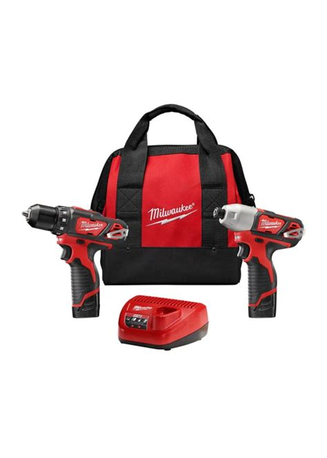home depot m12 cordless lithium ion 2 tool combo kit
