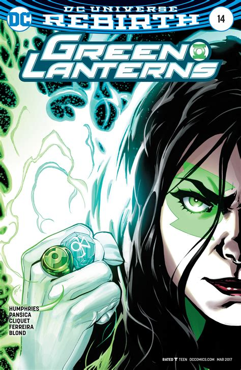 Dc Comics Green Lanterns 12 February 2017 dc comics rebirth spoilers review green lanterns 14 shakes up the dc universe justice