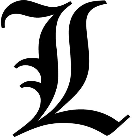 The L Of The by Quot L S Letter Note Quot By Liquid Vinyl Redbubble
