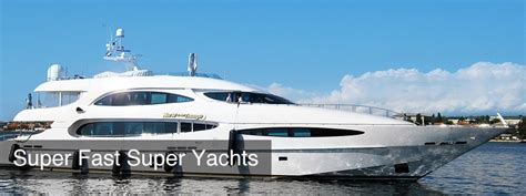 top 10 fastest boats in the world ten fastest super yachts theyachtmarket
