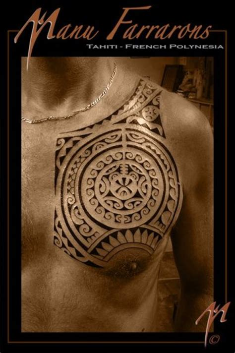 tattoo tahitien