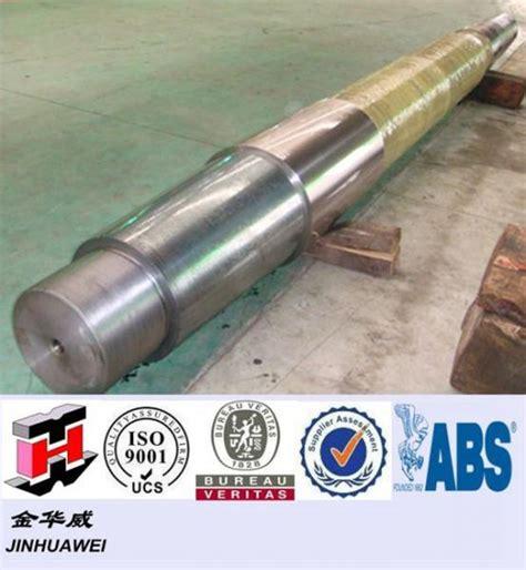 boat propeller materials forged steel marine propeller shaft ship shaft material