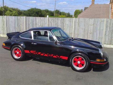 1973 porsche 911 rs replica for sale porsche 911 rs lightweight replica rhd for sale
