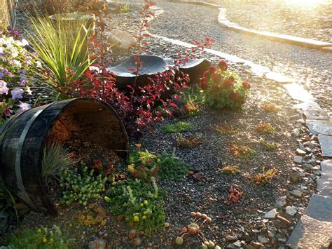 garden lava rock rock landscaping ideas for stunning outdoor areas