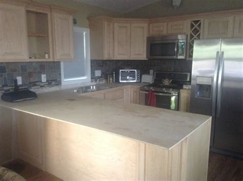 What Size Plywood For Granite Countertop do we leave the plywood on or for granite countertops