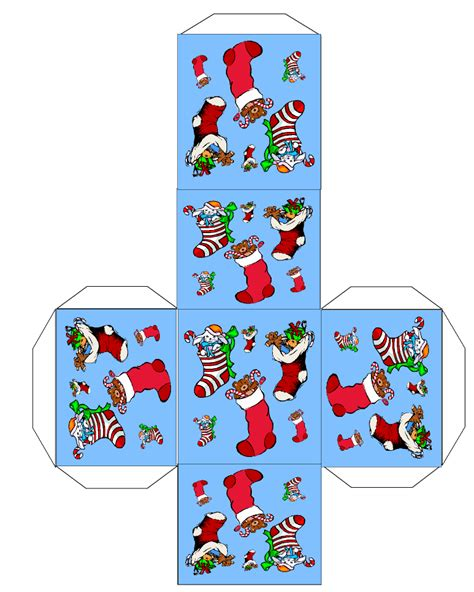 printable xmas boxes untitled document www hittyprintmini julieoldcrow com