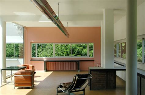 Villa Savoye Interior by Villa Savoye Poissy By Le Corbusier