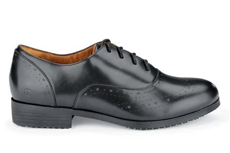 Womens Dress Shoes by Shoes For Crews 174 Gt Kora Black S