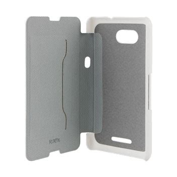 Sony Xperia E4g Ume Book Original 100 housse sony xperia e4g roxfit book blanche
