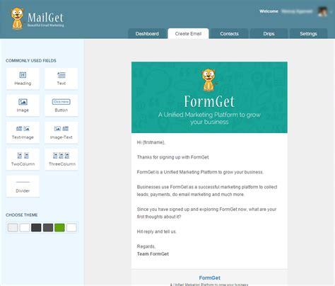 email autoresponder mailget