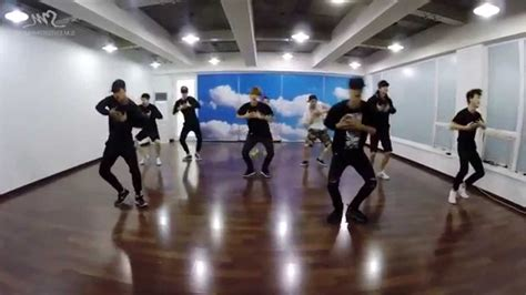 tutorial dance love me right exo quot love me right quot mirrored dance practice youtube