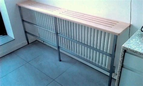 High Bench Over Radiator For Breakfast Bar High Table