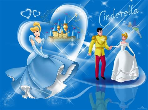 wallpaper of cartoon cinderella cinderella classic disney cartoon image for desktop