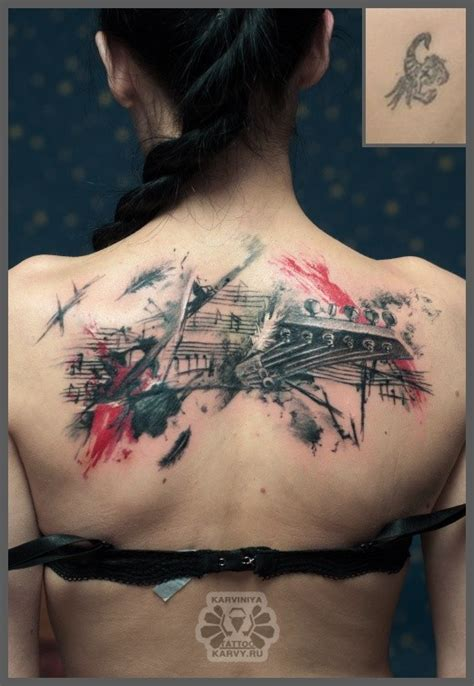 what tattoo ideas do you find to be the coolest and most