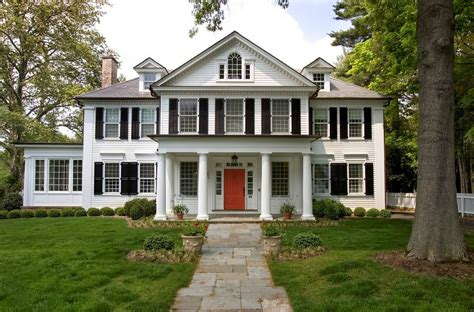 colonial revival architecture history of interior design american design colonial