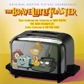 Toaster L Blanket by David Newman Brave Toaster