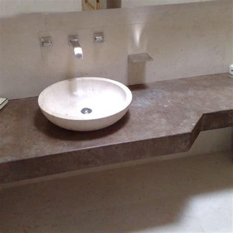 top bagno in marmo bonatti marmi s n c arredamento