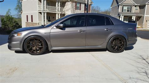 acura tl custom acura tl custom wheels avant garde m580 19x8 5 et 35