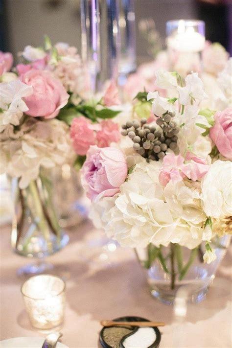 Hochzeit Blumen Tischdeko by Hochzeit Fr 252 Hling Tischdeko Blumen Hortensien