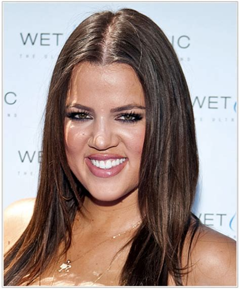 khloe kardashian goes brunette heres how she got her new hair how to get khloe kardashian 226 s hairstyles