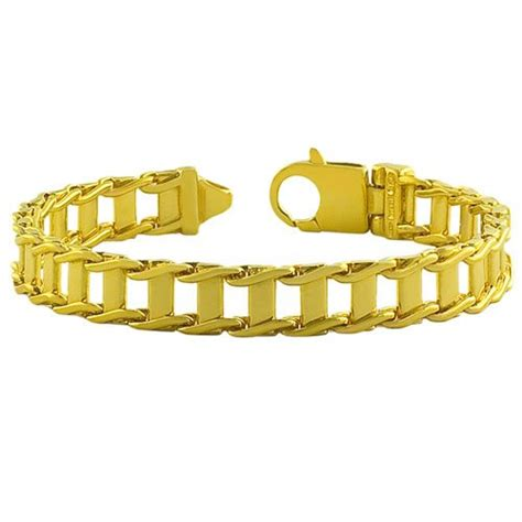Cool and Fancy Men Bracelets for a Hot and  Look!