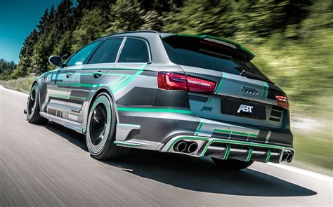 Audi Rs6 Abt Price by German Tuner Abt Unleashes 1 000bhp Audi Rs6 Avant