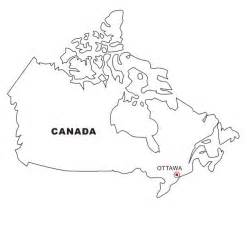 canadian map coloring page collections