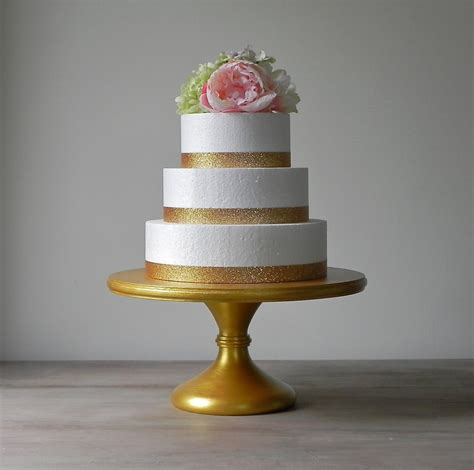 Wedding Cakes Stands by Gold Cake Stand 18 Gold Wedding Cake Stand Cupcake Gold