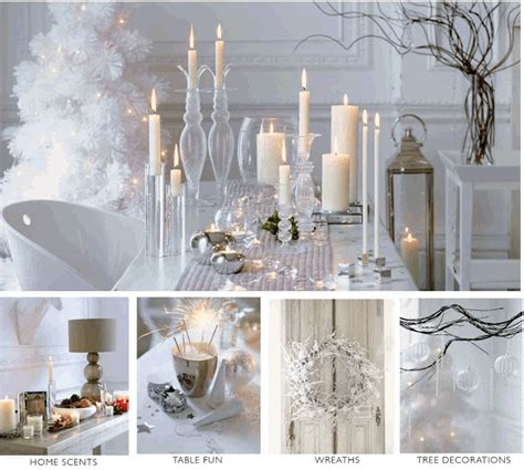 white silver decorating theme keeping the spirit alive 365 and white