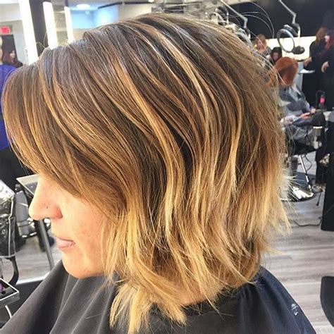trendy messy bob hairstyles   love