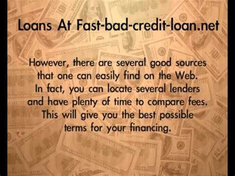 bank loans for bad credit loans for with bad credit no bank account
