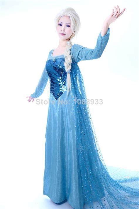 Princess Kostum Elsa Frozen elsa costume frozen costume snow costume frozen princess elsa