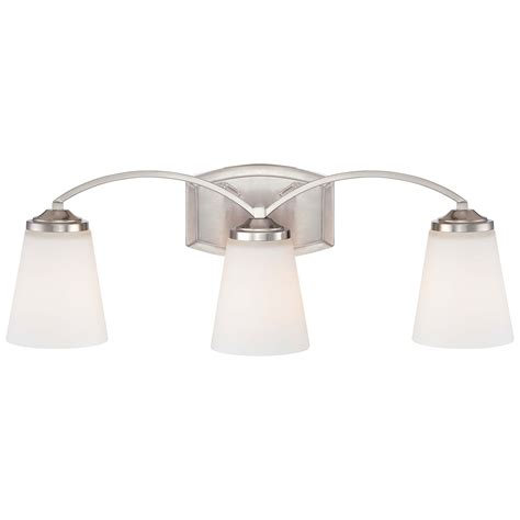minka lavery bathroom lighting fixtures minka lavery overland park brushed nickel three light bath