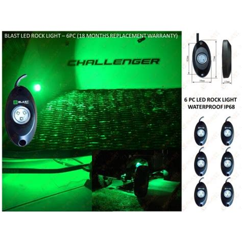 multi color changing led lights multi color changing led rock lights rgb 4 pod